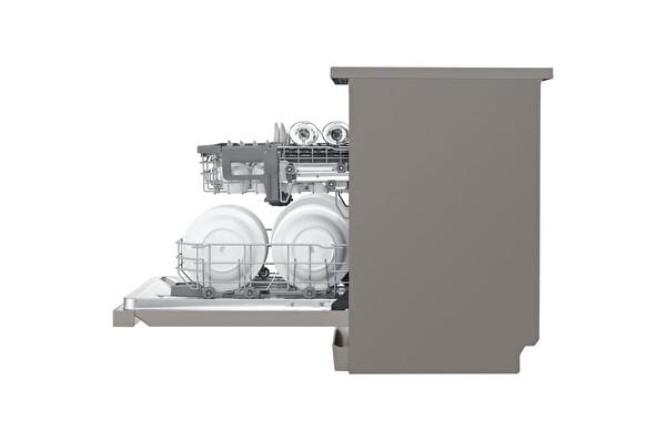 LG DFB512FP.APZPLTK A++ Enerji Sınıfı Gümüş Bulaşık Makinesi