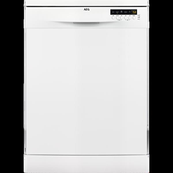 AEG FFB41610ZW A+ 5 Programlı Beyaz Bulaşık Makinesi