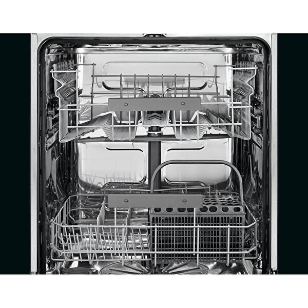 AEG FFB52600ZM A+ 6 Programlı Inox Bulaşık Makinesi