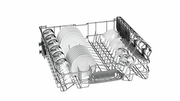 Bosch SMS44DW00T 4 PRG  A+ Enerji Sınıfı  12 Lt 52 dB Beyaz Solo Bulaşık Makinesi