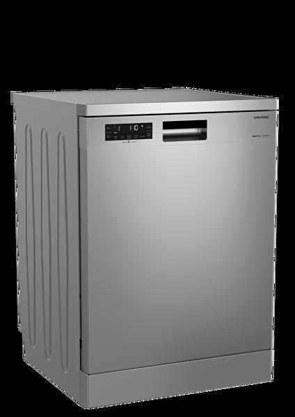 Grundig Gdf 8503 I 8 Programlı Inox Bulaşık Makinesi