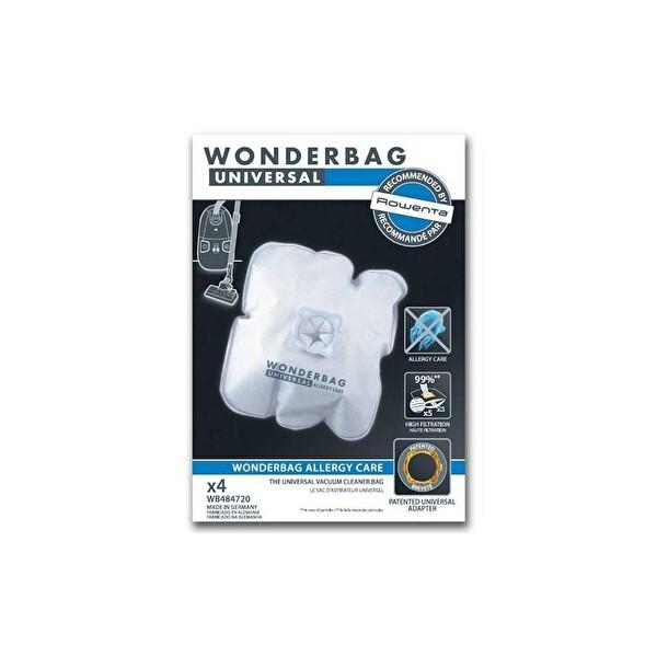 Rowenta Wonderbag Anti Alerji 4 lü Toz Torbası