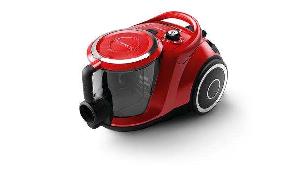 Bosch BGC41Q69 Yıkanabilir Hijyenik Hepa H13 Filtre Kırmızı Toz Torbasız Süpürge