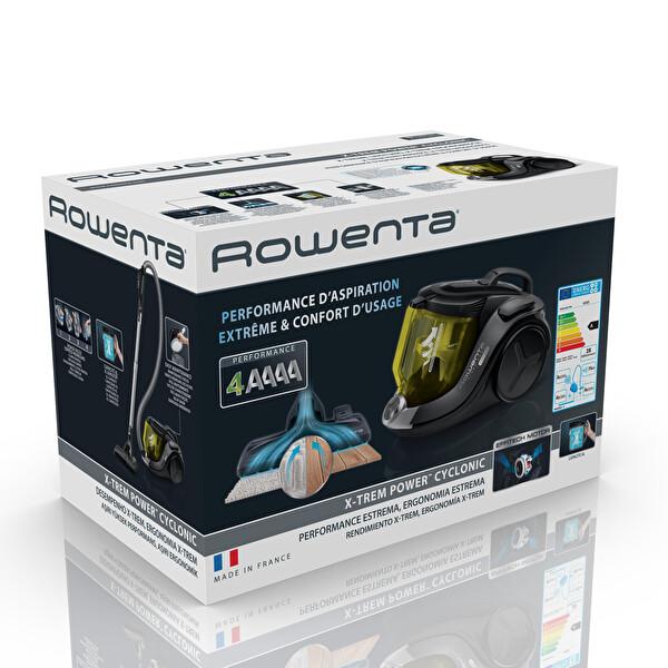 Rowenta RO6993EA X-TREM Power Cyclonic Torbasız Elektrikli Süpürge
