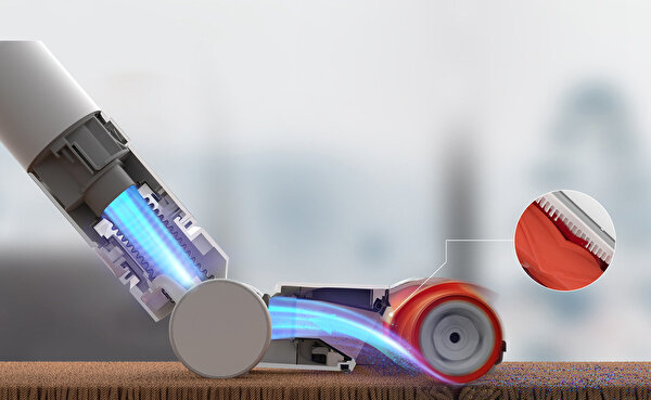 Xiaomi G10 Dikey Şarjlı Kablosuz Süpürge