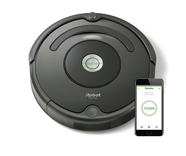 iRobot Roomba 676 Robot Süpürge ( OUTLET )