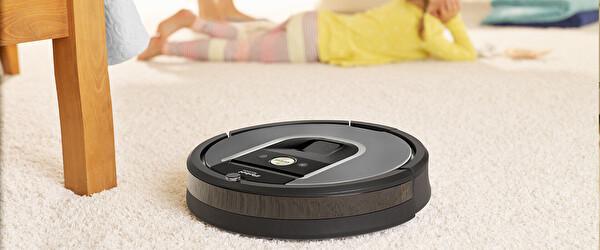 iRobot Roomba 960 Robot Süpürge