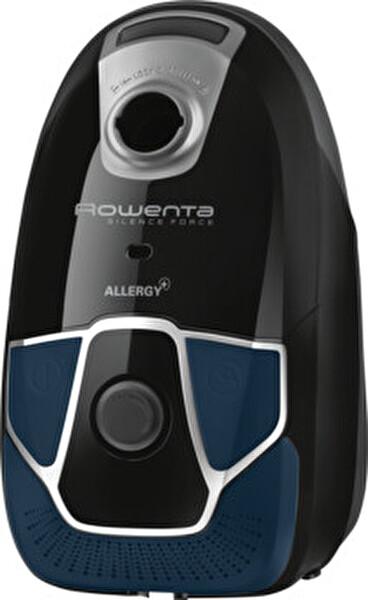 Rowenta RO6881EA 4* Allergy + Silence Force Siyah Torbalı Elektrikli Süpürge