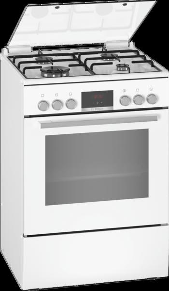 Bosch Hxr390h29t Beyaz 3g+1w 8 Prg  Ecoclean Direct Dg Çıkışlı Multifonksiyonel Solo Fırın