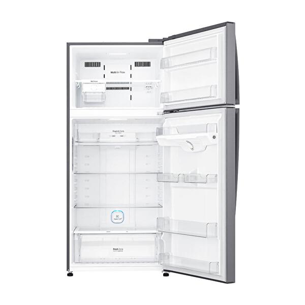 Lg Gn-H702hlhu No Frost Buzdolabı Gri
