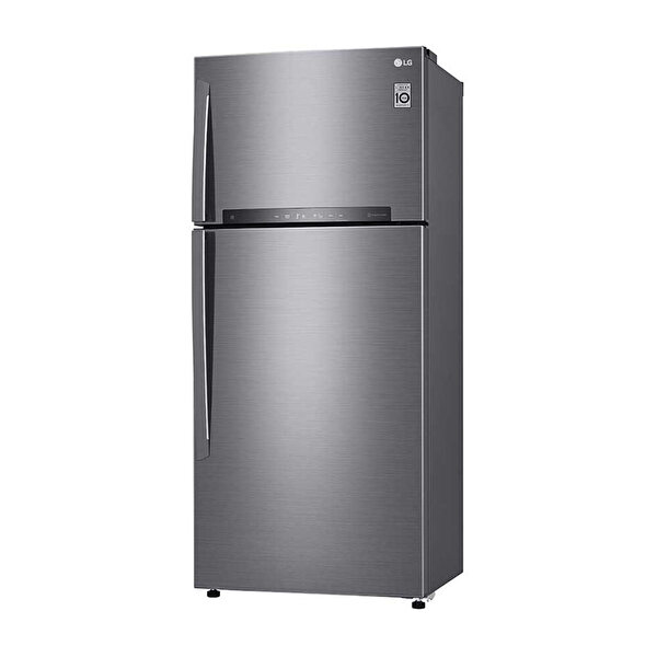 LG GN-H702HLHU 546 Lt No Frost Buzdolabı Gri