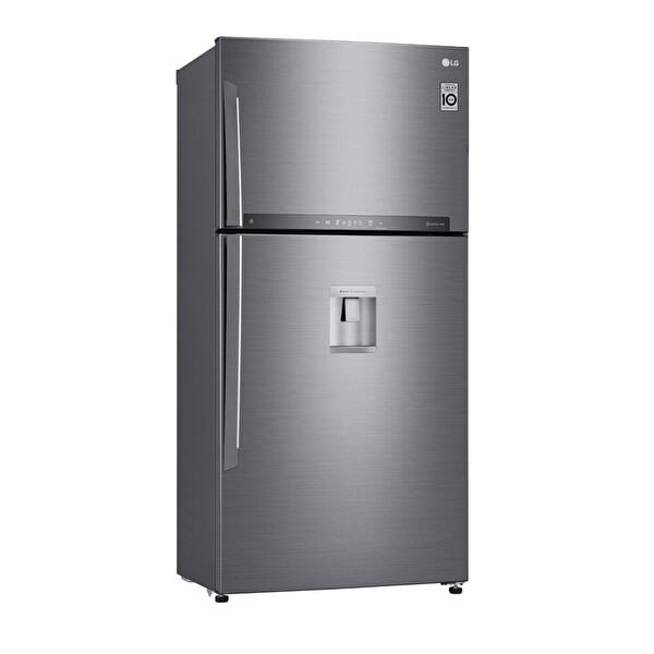 LG GR-F802HLHU 636 LT Sebilli No Frost Buzdolabı Gri