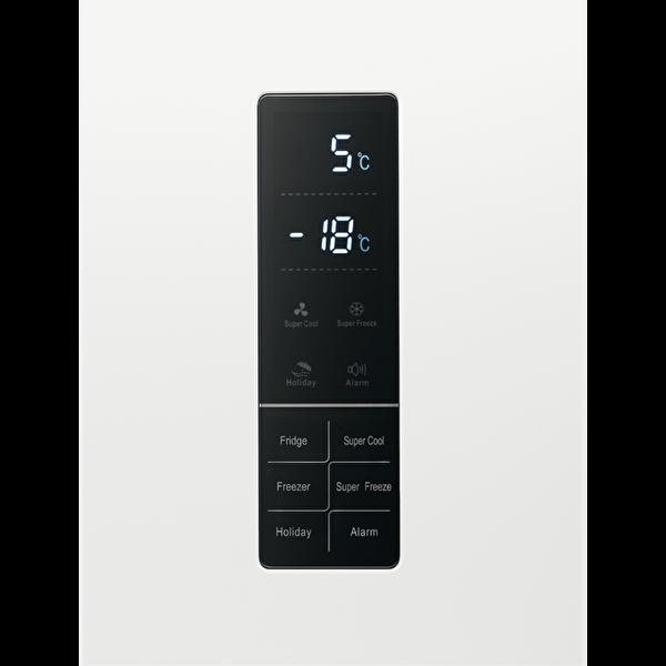 Electrolux EN5284KOX A+ Kombi Tipi Inox No Frost Buzdolabı