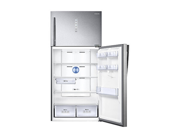Samsung RT62K7040Sl A+ 631 Lt Inox Çift Kapılı No Frost Buzdolabı