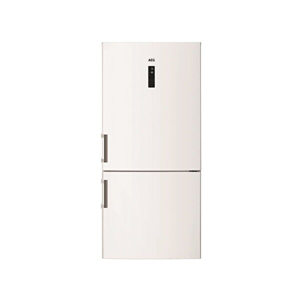 AEG RCB74711NW No Frost Kombi Tipi 465 Lt Beyaz Buzdolabı