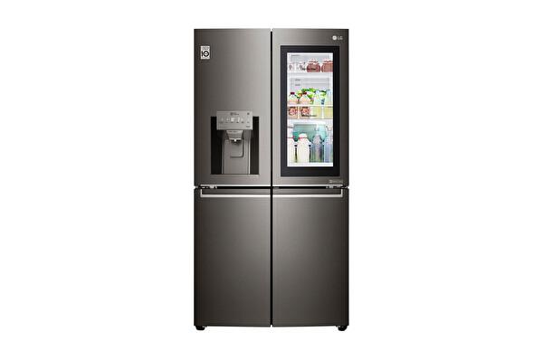 LG GR-X31FTKHL 889L A+ Transparan Gardırop Instaview Buzdolabı