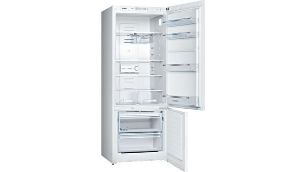 Bosch KGN57VW22N A+ Enerji Sınıfı 505 Lt No Frost Buzdolabı