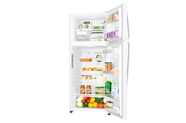 LG GC-C502HQCU.ASWPLTK A++ Enerji Sınıfı 471 Lt No Frost Buzdolabı