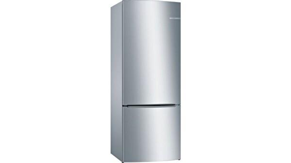 Bosch KGN57VI22N A+ Enerji Sınıfı 505 Lt Inox No Frost Buzdolabı