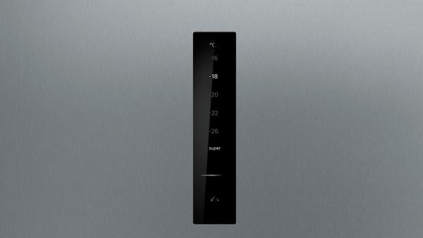 Bosch Gsn36vıf0n Inox No-Frost Çekmeceli Derin Dondurucu
