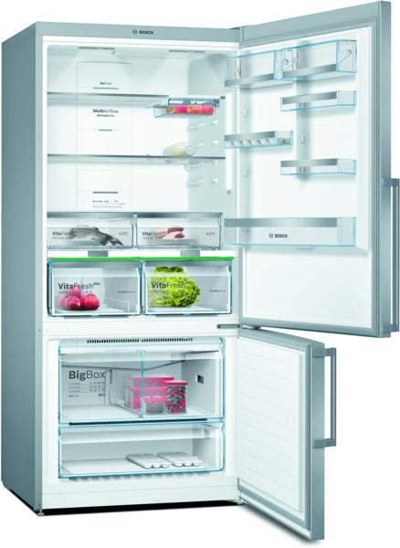 Bosch KGn86aıf0n Inox Buzdolabı