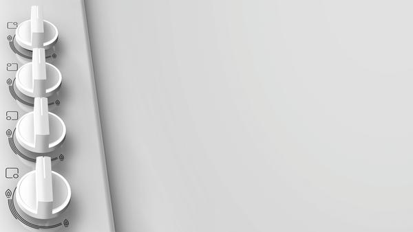 Bosch Pbp6c2b80o Doğalgazlı Emaye Ankastre Ocak