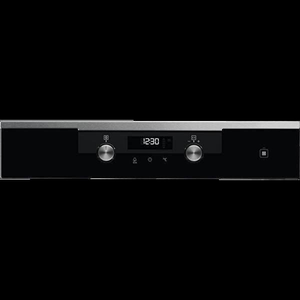 Electrolux Koddp71x Pirolitik Cam Ankastre Fırın Siyah - Fırın ve Mikrodalga Temizleyici Sprey  Hediyeli