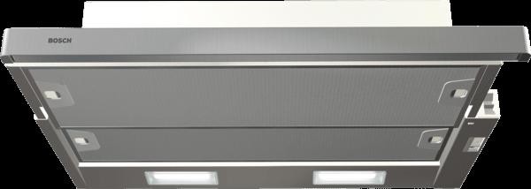 Bosch DFT63CA51T Sürgülü Gümüş Aspiratör