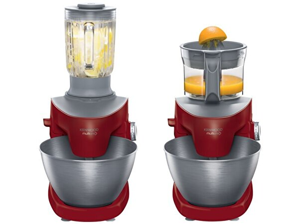 Kenwood KHH324RD Mutfak Şefi ve Hamur Yoğurma Makinesi