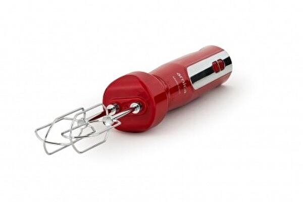 Arnica Master 1100W Kırmızı El Blender Seti