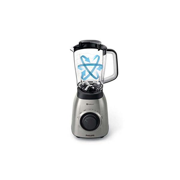 Philips HR3553/00 Viva Collection Sürahi Blender-On The Go Aparatlı