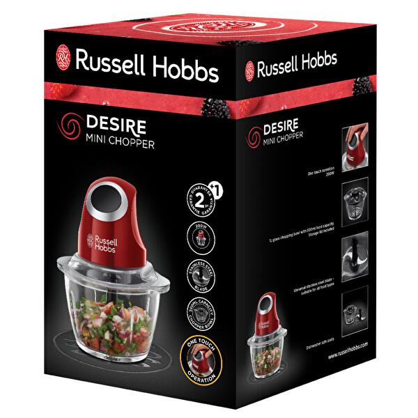 Russell Hobbs 24660-56 Desire Mini Doğrayıcı