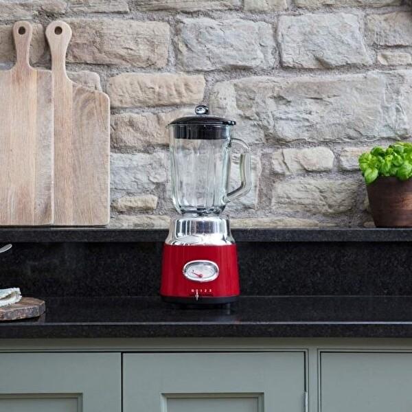 Russell Hobbs 25190-56 Retro Jug Blender - Kırmızı