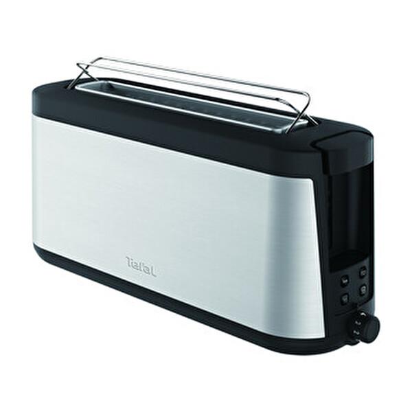 Tefal TL430811 Element LS 1000 Watt Inoks Ekmek Kızartma Makinesi