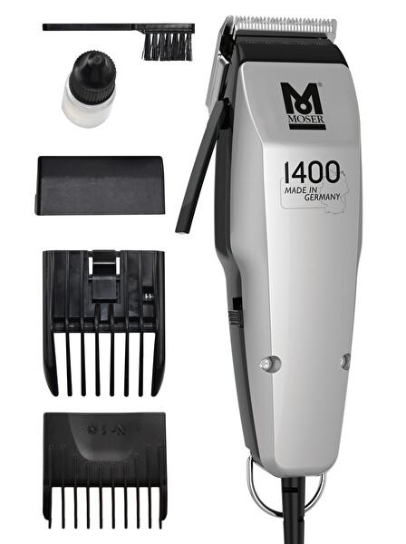 Moser 1400 Clipper Edition Silver / Kablolu Saç Kesme Makinesi