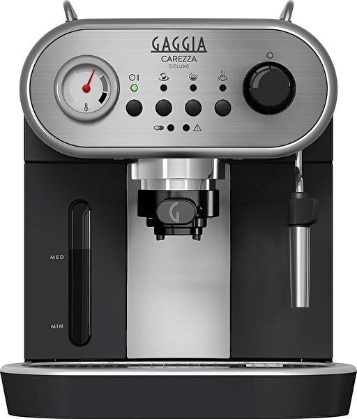 Gaggia RI8525/01 Carezza Deluxe Espresso Makinesi