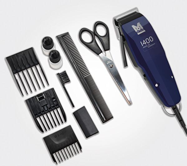 Moser 1406-0452 1400 Clipper Blue Saç Kesme Makinesi