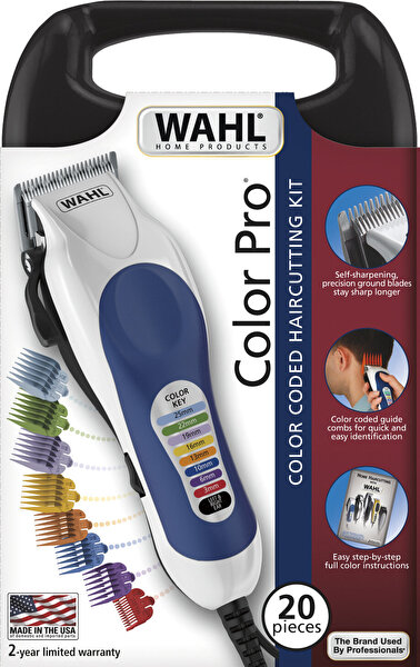 Wahl 79300-1616 ColorPro Kablolu Saç Kesme Makinesi