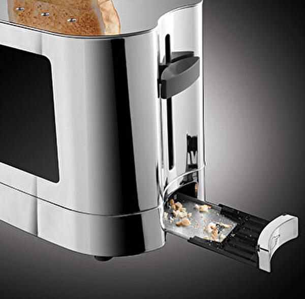 Russell Hobbs 23380-56 Elegance Cam Tasarımlı Ekmek Kızartma Makinesi