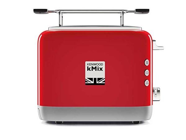 Kenwood TCX751RD kMix Ekmek Kızartma Makinası Kırmızı
