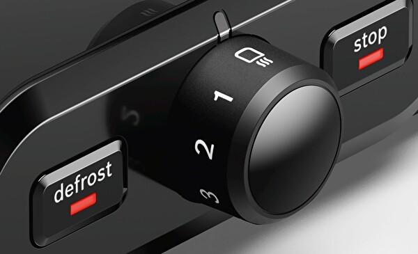 Bosch TAT4P420 DesignLine Paslanmaz Çelik Ekmek Kızartma Makinesi