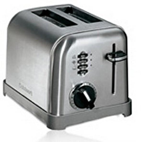 Cuisinart CPT160E 2 Hazneli Ekmek Kızartma Makinesi