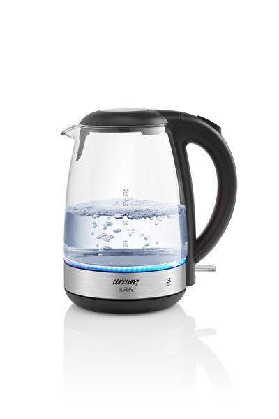 Arzum AR3071 Glassy Cam Su ısıtıcı