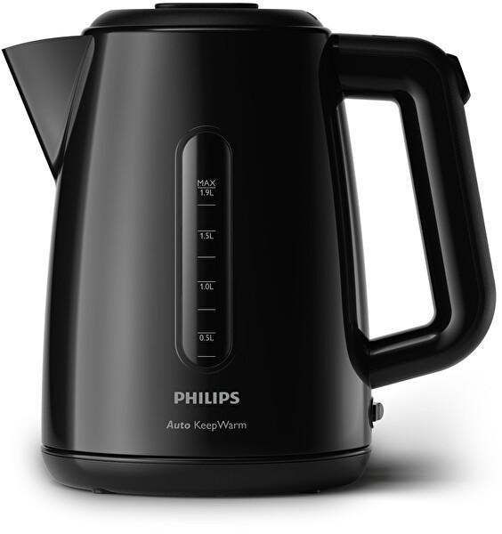 Philips HD7301 Siyah Çay Makinesi