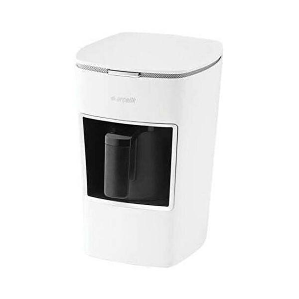 Arçelik K-3300 Beyaz Türk Kahve Makinesi