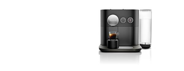 Nespresso Makine Klasik C80 Expert Off Black Kahve Makinesi