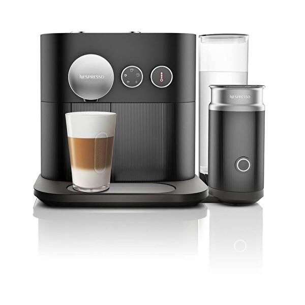 Nespresso C85 Expert Milk Off Kahve Makinesi (Siyah)