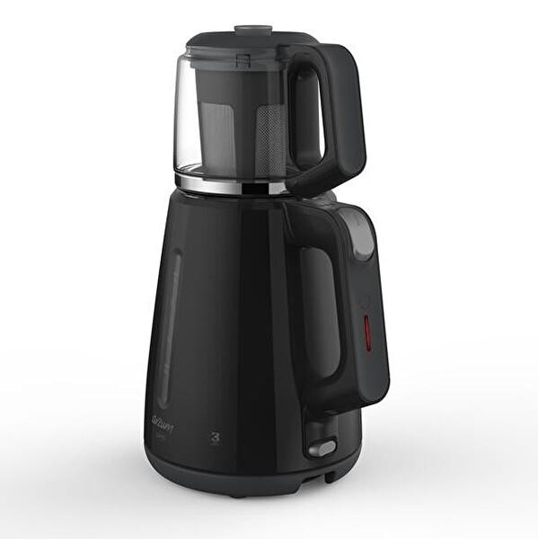 Arzum AR3061 Cam Demlikli Çay Makinesi