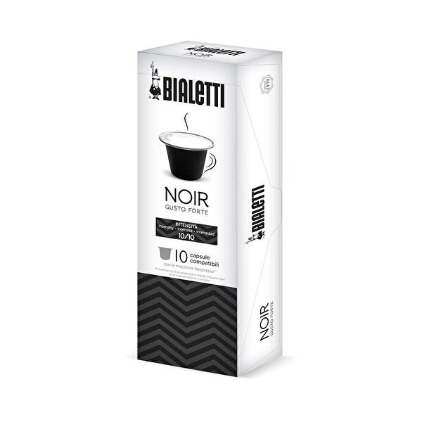 Bialetti Noir Gusto Forte Kapsül