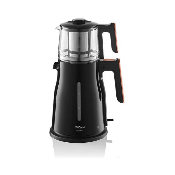 Arzum AR3060 Harman Çay Makinesi Bakır